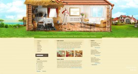 Website background - house