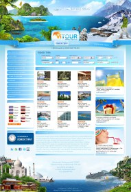 Website background - tourizm